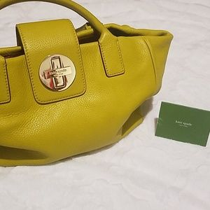 ♠️♠️Authentic Mustard Kate Spade bag